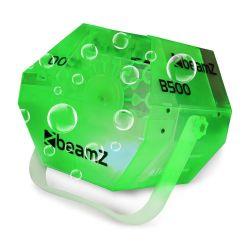 BeamZ B500LED Μεσαία Μηχανή για Φυσαλίδες - bubble με RGB LED 160.572