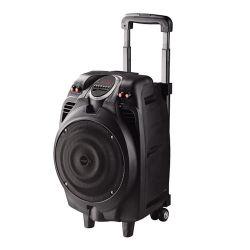 Denver TSP-402 Φορητό ηχοσύστημα Trolley Speaker 8'' με Bluetooth,FM Radio,USB,MicroSD,AUX IN