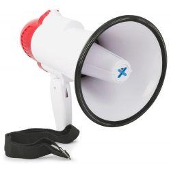 Vonyx MEG020 Τηλεβόας 20W με Εγγραφή φωνής και Σειρήνα 952.004