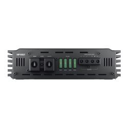 Hertz HP-802 Ενισχυτής 2 καναλιών Class AB SPL με ισχύ ανά κανάλι στα 900 Watt Rms και συνολική ισχύ 1800 Watt Rms
