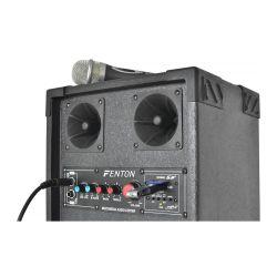 """Fenton SPB-210 PA Σετ ηχείων Αυτοενισχυόμενο & Παθητικό 2x10"""" 2 x 300 Watt MAX (ζεύγος) 178.448"""