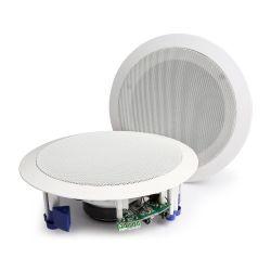"Power Dynamics CSBT80 Ζευγάρι αυτοενισχυόμενων ηχείων οροφής 8"" με ενισχυτή και Bluetooth 952.554"