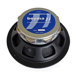 Beyma 6M80Nd/IRON Ηχείο Mid-Range Νεοδυμίου 6.5'' 80 Watt RMS στα 4Ω (Τεμάχιο)