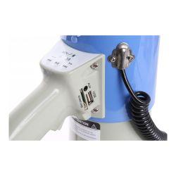 Vonyx MEG055 Τηλεβόας 55W με Εγγραφή φωνής, Σειρήνα και MP3/USB/SD/ Bluetooth 952.016