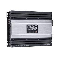 Mac Audio Edition S Four Τετρακάναλος ενισχύτης με ισχύ  4 x 140 W / 2 x 500 W