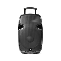 "Vonyx SPJ-PA915 Φορητό σύστημα 700 Watt Max 15"" με USB/SD/FM/Bluetooth και 2 Ασύρμ. Μικρόφωνα"