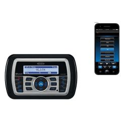 Jensen JMS40BT AM/FM Stereo with NOAA Weatherband/ iPod/iPhone Ready & Bluetooth capabilities