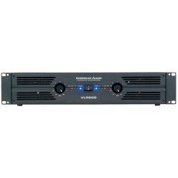 American Audio VLP-600 Τελικός ενισχυτής 2U ισχύος 2 Χ 300 Watt/4Ω