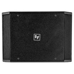 """Electrovoice EVID-S12.1B Παθητικό Subwoofer 12"""" 200 RMS 8Ω σε μαύρο χρώμα"""
