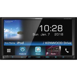 "Kenwood DMX-6018BT Οθόνη αφής 7,0"" Wide VGA"