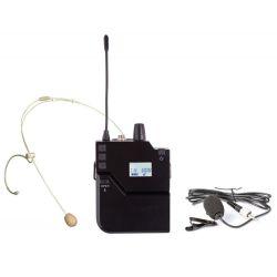 Power Dynamics PD632BP Extra ασύρματο μικρόφωνο Πέτου - Κεφαλής για τη σειρά PD632 179.014