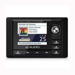 JL Audio MM100s BE Πλήρως εξοπλισμένη, αδιάβροχη κεντρική μονάδα θαλάσσης με έγχρωμη οθόνη LCD