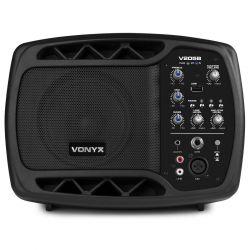 Vonyx V205B Personal monitor PA με MP3/ USB/ Bluetooth/ είσοδο μικροφώνου και κιθάρας