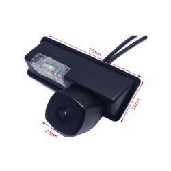 OEM RS6816 Ειδική κάμερα οπισθοπορείας Nissan ,Renaul & Suzuki SX4 με γωνία λήψης 170° , τριπλού φακού