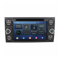 Bizzar BL-R4-FD29 Οθόνη Multimedia 7'' με Android 10.0 Q για Ford Fiesta,Focus,Fusion,Galaxy,Kuga,S-Max,Transit από το 2005 εώς 2013, Rockchip PX30 2+16GB,γρήγορο άνοιγμα 2sec !!