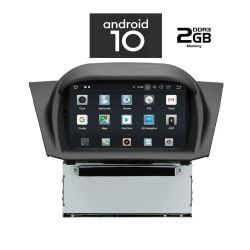 Digital iQ IQ-AN-X555 GPS Multimedia OEM 7'' με Android 10 Q για Ford Fiesta από το 2010 εώς 2018,CPU : PX30 CORTEX  A35  1.5Ghz – Quad core – RAM DDR3 : 2GB – NAND FLASH : 16GB