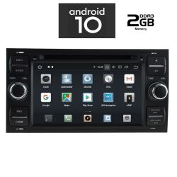 Digital iQ IQ-AN-X402 GPS Multimedia OEM 7'' με Android 10 Q για Ford All models 2005-2008 ,Ford Transit 2007-2013 ,CPU: PX30 CORTEX A35  1.5Ghz –  4core – RAM: 2GB DDR3