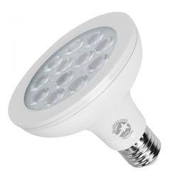 Λάμπα LED E27 PAR30 Σποτ 12W 230V 1180lm 36° Φυσικό Λευκό 4500k Dimmable GloboStar 01776