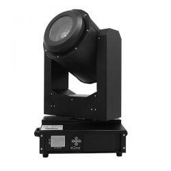Κινούμενη Αδιάβροχη IP65 Ρομποτική Κεφαλή Poseidon BEAM Rainbow Effect Philips Phoenix YODN 17R RGBW 350W 230V Zoom 0° - 4.8° GloboStar 51155