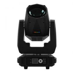 Επαγγελματική Κινούμενη Ρομποτική Κεφαλή BEAM CREE LED ΖΟΟΜ 2° 200W 230V DMX512 RGBW GloboStar 51165
