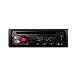 Pioneer DEH-4800FD MP3 Ραδιο-CD με Hi-power 4x 100 Watt ενισχυτή, άμεσο έλεγχο iPhone και Android και USB