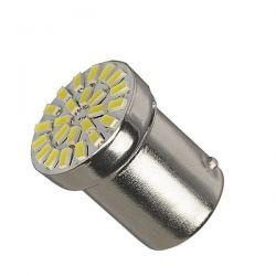 Λαμπτήρας LED 1156 24 SMD 5630 Samsung Chip 24 Volt Ψυχρό Λευκό GloboStar 81201