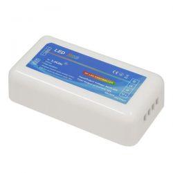 Ασύρματος LED Δέκτης - Receiver RGB Controller 2.4G RF για Groups 12v (144w) - 24v (288w) DC GloboStar 73414