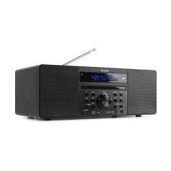 Audizio Prato Ραδιόφωνο STEREO DAB+ FM με AUX IN - USB - Bluetooth και CD player