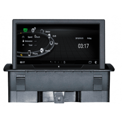 <p>OEM AUDI A1 mod. 2010 &gt; 2018 GPS / BLUETOOTH A2DP / USB / SD / RADIO / WIFI INTERNET</p>  - LM G290M79 RO