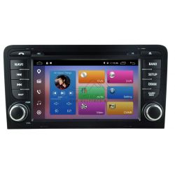 LM Digital Z4049 GPS AUDI A3 mod. 2003-2012  GPS / BLUETOOTH A2DP / USB / SD / RADIO / WIFI INTERNET