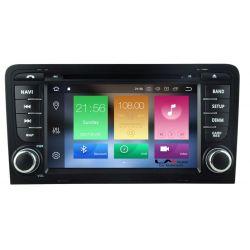 LM Digital Z8049 GPS OEM AUDI A3 mod. 2003-2012  GPS / BLUETOOTH A2DP / USB / SD / RADIO / WIFI INTERNET
