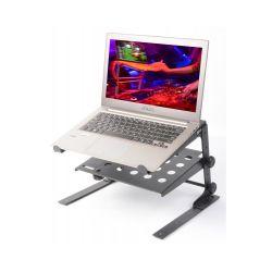 Power Dynamics 180.043 Βάση για Laptop DJ Stand Ρυθμιζόμενη με ράφι