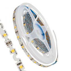 GloboStar® 70042 Ταινία LED Τύπου S Ζιγκ Ζαγκ SMD 2835 5m 6W/m 60LED/m 924lm/m 120° DC 12V IP20 Θερμό Λευκό 3000K - 5 Χρόνια Εγγύηση