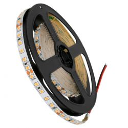 GloboStar® 70237 Ταινία LED SMD 2835 5m 8W/m 120LED/m 1208lm/m 120° DC 24V IP20 Ροζ - 5 Χρόνια Εγγύηση