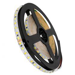 GloboStar® 70260 Ταινία LED SMD 2835 CCT 3in1 5m 12W/m 120LED/m 120° DC 24V IP20 1440lm/m Ψυχρό Λευκό 6000K & 1400lm/m Φυσικό Λευκό 4500K & 1360lm/m Θερμό Λευκό 3000K