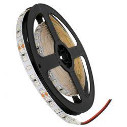 GloboStar® 70234 Ταινία LED SMD 2835 5m 8W/m 120LED/m 1208lm/m 120° DC 24V IP20 Κόκκινο - 5 Χρόνια Εγγύηση