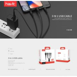 HAVIT-H6108 (3 IN 1USB)
