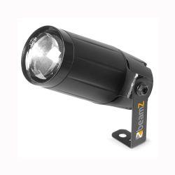 BeamZ PS6WB Pin Spot 6W White LED 151.263 προβολάκι δέσμης ισχύος 6W White LED