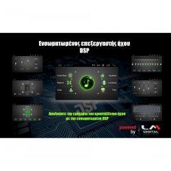 LM Digital ZB4049 GPS Multimedia OEM 9'' AUDI A3 mod. 2003-2012  GPS / BLUETOOTH A2DP / USB / SD / RADIO / WIFI INTERNET