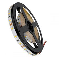 GloboStar® 70142 Ταινία LED SMD 2835 5m 6W/m 60LED/m 924lm/m 120° DC 12V IP20 Θερμό Λευκό 3000K - 5 Χρόνια Εγγύηση