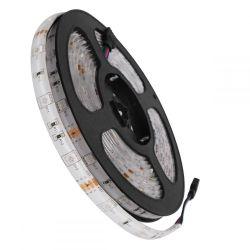 GloboStar® 70119 Ταινία LED SMD 5050 5m 7.2W/m 30LED/m 727lm/m 120° DC 12V Αδιάβροχη IP65 RGB - 5 Χρόνια Εγγύηση