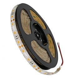 GloboStar® 70122 Ταινία LED SMD 5050 5m 14.4W/m 60LED/m 1497lm/m 120° DC 12V Αδιάβροχη IP65 Θερμό Λευκό 3000K - 5 Χρόνια Εγγύηση