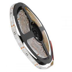 GloboStar® 70125 Ταινία LED SMD 5050 5m 14.4W/m 60LED/m 1454lm/m 120° DC 12V Αδιάβροχη IP65 Πράσινο - 5 Χρόνια Εγγύηση