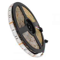 GloboStar® 70129 Ταινία LED SMD 5050 5m 14.4W/m 60LED/m 1454lm/m 120° DC 12V Αδιάβροχη IP65 RGB - 5 Χρόνια Εγγύηση