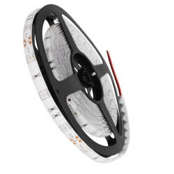 GloboStar® 70114 Ταινία LED SMD 5050 5m 7.2W/m 30LED/m 727lm/m 120° DC 12V Αδιάβροχη IP65 Κόκκινο - 5 Χρόνια Εγγύηση