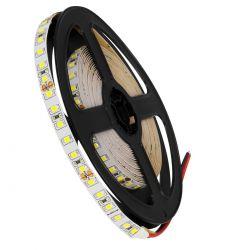 GloboStar® 70230 Ταινία LED SMD 2835 5m 8W/m 120LED/m 1280 lm/m 120° DC 24V IP20 Ψυχρό Λευκό 6000K - 5 Χρόνια Εγγύηση
