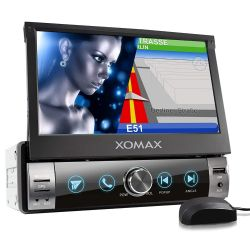 Digital iQ IQ-XR110_GPS Αναδιπλούμενη Multimedia OEM 7'' με Windows CE6.0 – 800Mhz χωρίς Dvd