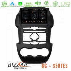 Bizzar U-BL-8C-FD13-PRO Pro Edition Ford Ranger Android 10 8core Navigation Multimedia