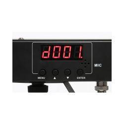 Max LED PARBAR 4-Way 3x 4-in-1 RGBW Σέτ φωτισμού απο 4 Led PARs ενσωματωμένα σε ένα Τ-bar με δυνατότητα να έχετε RGB 150.485