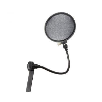 "Power Dynamics PDS-M16 Microphone Anti Pop Screen 6"""
